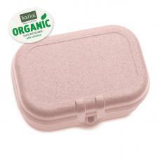 Ланч-бокс Koziol Pascal S organic розовый
