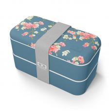 Ланч-бокс Monbento MB Original Flower Mood Denim