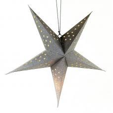 LED-светильник EnjoyMe Star en_ny0063 подвесной, серебряный, длина 60 см