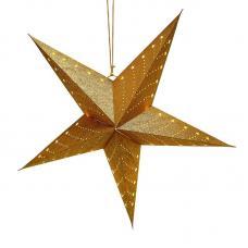 LED-светильник EnjoyMe Star en_ny0065 подвесной, золотой, длина 60 см