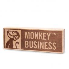 Логотип Monkey Business