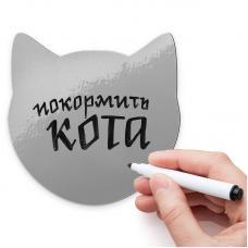 Магнит для записей Melompo кот