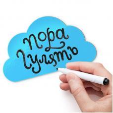 Магнит для записей Melompo облако
