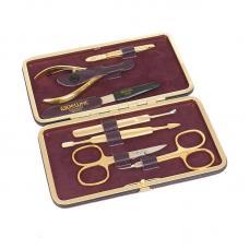 Маникюрный набор Dewal 504CR 7 предметов