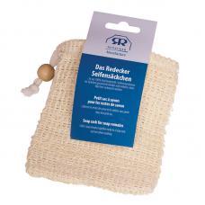 Мочалка-мешочек для мыла Redecker