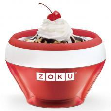 Мороженица Zoku Ice Cream Maker красная