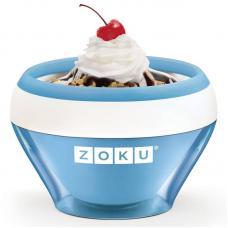 Мороженица Zoku Ice Cream Maker синяя