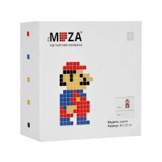 Мозаика магнитная Melompo Moza Марио 121 элемент