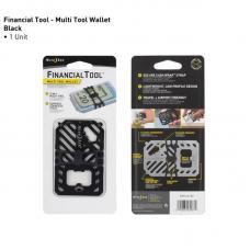 Мультитул Nite Ize Financial Tool Multi Tool Wallet Black