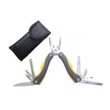 Мультитул Stinger 9 инструментов нейлоновый чехол MT-A605COY