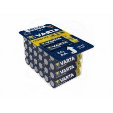 Набор батарей Varta Longlife AA 24 шт