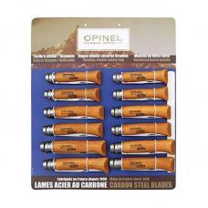 Набор-дисплей Opinel T085 из 12 ножей