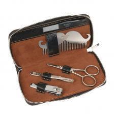 Набор для бороды, усов и ногтей Dewal FOR MEN 5пр. 1664MEN