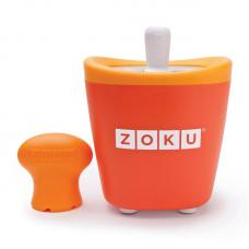 Набор для приготовления мороженого Zoku Single Quick Pop Maker оранжевый