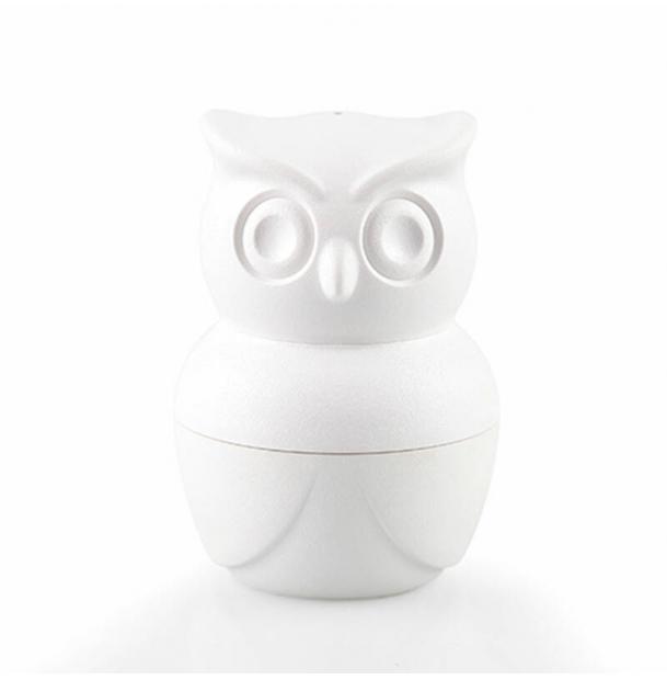 Набор для завтрака Qualy Morning Owl белый