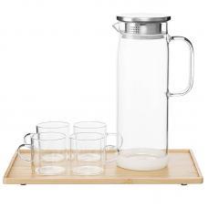 Набор для чаепития Smart Solutions TG-001set 1,2 л