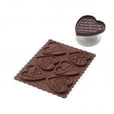 Набор для приготовления печенья Cookie Love Silikomart 22.166.77.0065