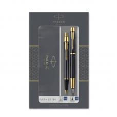 Набор: IM Core Black GT - ручки перьевая и шариковая