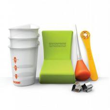 Набор инструментов для украшения мороженого Zoku Quick Pop Tools