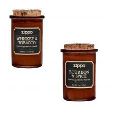 Набор из 2 ароматизированных свеч Zippo 70015-70017