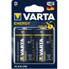 Набор из 2 батарей Varta Energy D