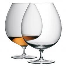 Набор из 2 бокалов для бренди LSA International Bar 900 мл
