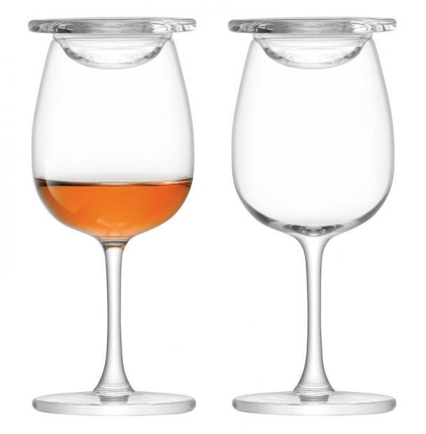 Набор из 2 бокалов для дегустации LSA International Whisky Islay 110 мл