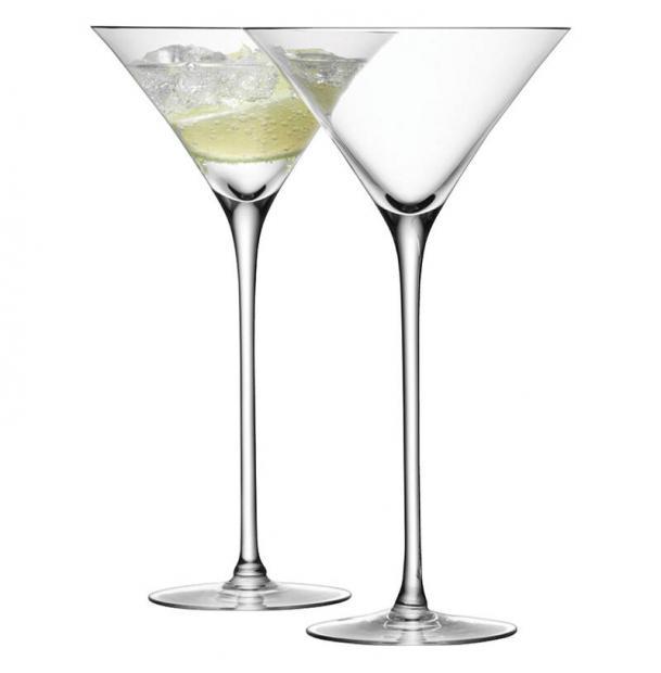 Набор из 2 бокалов для коктейлей LSA International Bar 275 мл