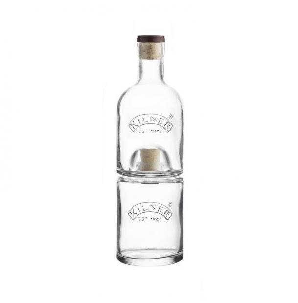 Набор Из 2 Бутылок С Пробками Kilner 0,33 И 0,35 Л