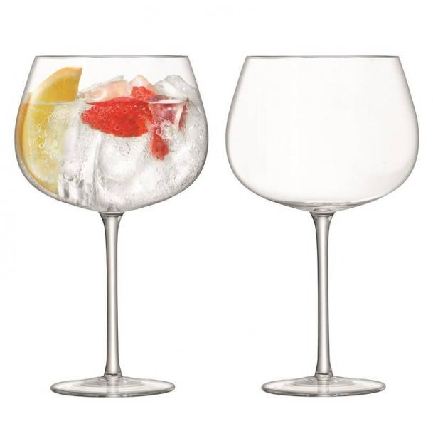 Набор из 2 круглых бокалов для коктейлей LSA International Bar 710 мл