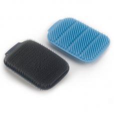 Набор из 2 малых щеток для мытья посуды Joseph Joseph Cleantech синий/серый