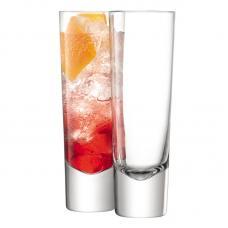 Набор из 2 высоких стаканов для коктейлей LSA International Bar 310 мл