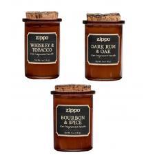 Набор из 3 ароматизированных свеч Zippo 70015-70016-70017