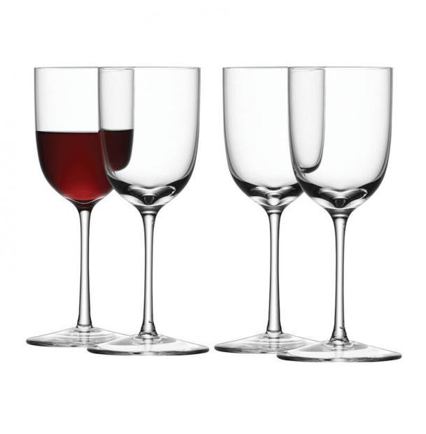 Набор из 4 бокалов для портвейна LSA International Bar 190 мл