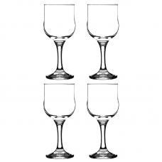 Набор из 4 бокалов для красного вина Tulip 240 мл