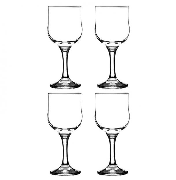 Набор из 4 бокалов для красного вина Tulip 240 мл R0041.291