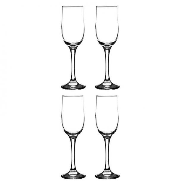 Набор из 4 бокалов-флейт Tulip 200 мл R0041.294
