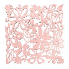 Набор из 4 декоративных элементов Koziol Alice розовый