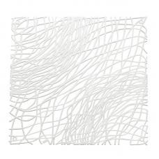 Набор из 4 декоративных элементов Koziol Silk белый