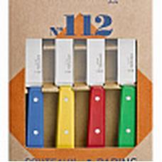 Набор ножей Opinel №112 нержавеющая сталь 001233
