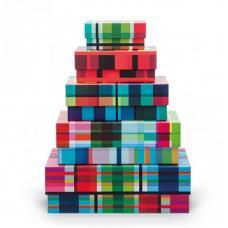 Набор подарочных коробок Remember ZigZag