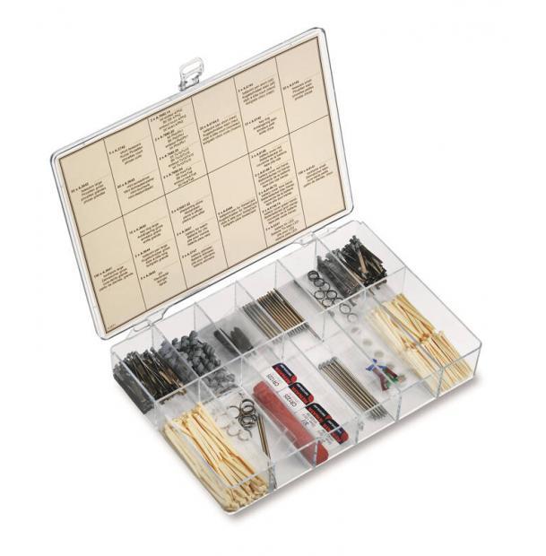Набор сменных элементов для ножей Victorinox, в пластиковом коробе