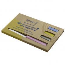 Набор стол ножей Opinel COUNTRYSIDE N125 дер рукоять нерж сталь 001533