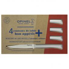 Набор столовых ножей Opinel полимерная ручка 001904