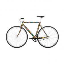 Наклейка на раму велосипеда Remember Boom