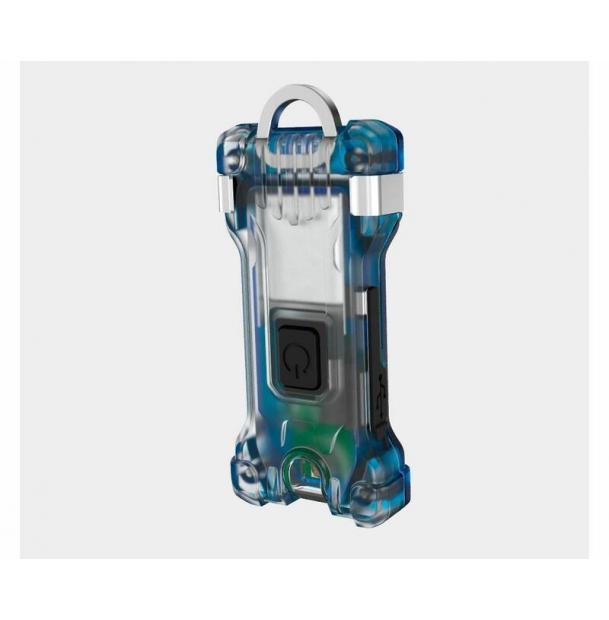 Наключный фонарь Armytek Zippy Blue Sapphire F06001B