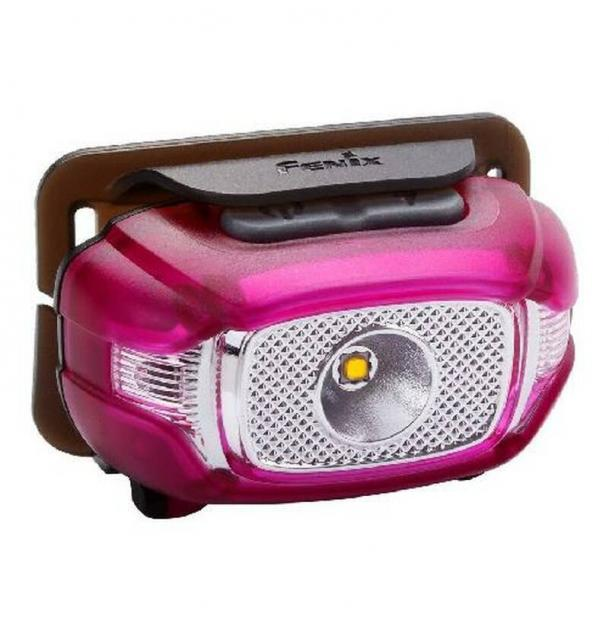 Налобный фонарь Fenix HL15 фиолетовый HL15pr