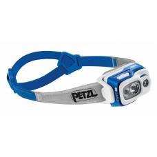 Налобный фонарь Petzl SWIFT RL Blue 900lm E095BA02