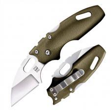 Нож Cold Steel 20MTGD Mini Tuff Lite Plain Edge OD Green