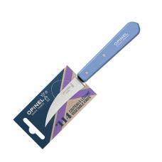 Нож для чистки овощей Opinel №114  блистер синий